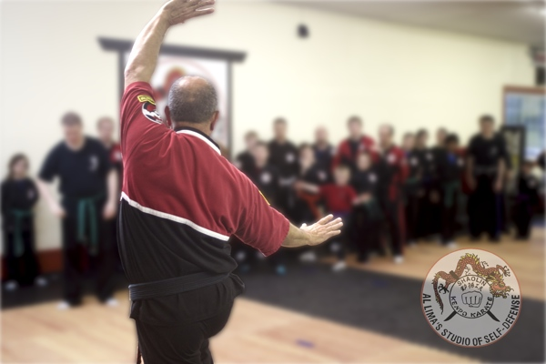 Al Lima - Studio of Self Defense